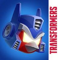 Установить  Angry Birds Transformers [Мод: много денег]