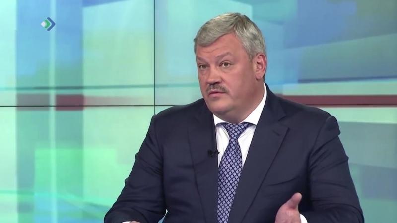 О дорогах на Помоздино, Усть-нем и Деревянск – программа «Открытый разговор» с Сергеем Гапликовым