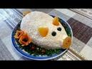 Очень Вкусный Новогодний Салат Поросёнок с Сюрпризом