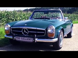 Автомобиль MERCEDES-BENZ W113 280 SL PAGODE, 1969 года