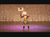 2.40. ИГРОВОЕ ДЕФИЛЕ № 13 League of Legends (Poppy) - Ditto, Москва