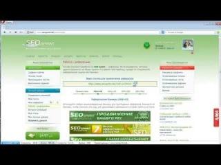 Сеоспринт Seosprint 2013 подробно о заработке полный обучающий курс работы в интернете