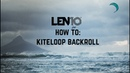 How-to: Kiteloop Backroll by Ruben Lenten