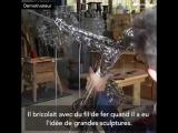 Динамичные скульптуры фей от Робина Уайта