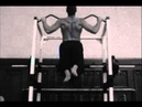Dominic Lacasse Demo DVD Strength Moves by The Flag Man conditioning stretching workout