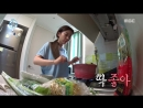 [I Live Alone] Kim Seulgi - Shes Good At Cooking 20170512