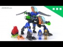 LEGO Hero Factory Review: Surge & Rocka Combat Machine
