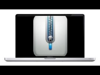 Как распаковать архив(zip,rar) на mac OS X