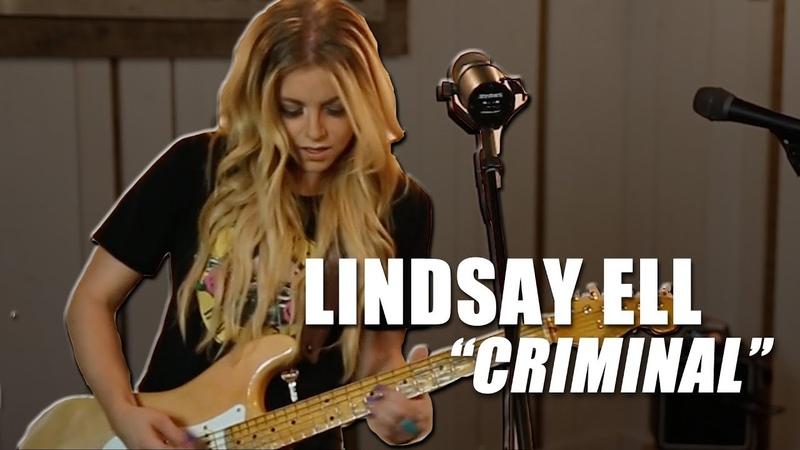 Lindsay Ell, Criminal - A Stunning, One-Woman Jam!
