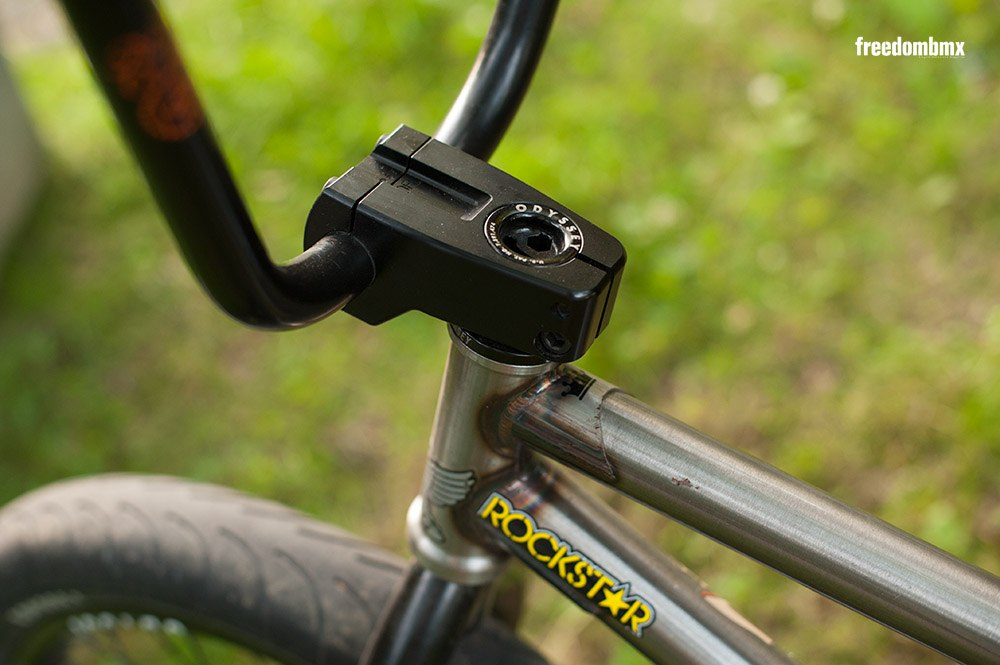 Tom Dugan bikecheck stem