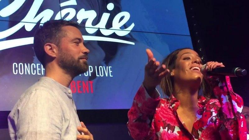 """Amel Bent et Emmanuel Moire """"Non, je ne regrette rien"""""""