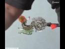 Making Of Dragon-Stem Goblet