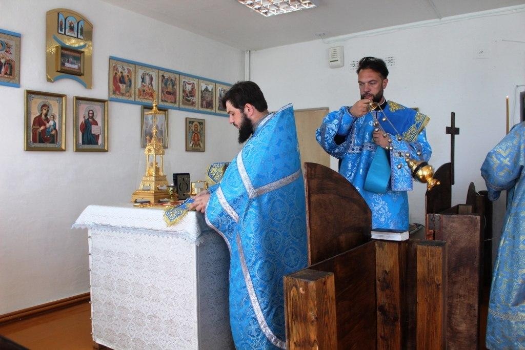 Престольный праздник в приходе в честь иконы Божией Матери «Неупиваемая Чаша»