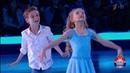Эвелина Покраснетьева и Илья Макаров - Hallelujah (live@Ледниковый период. Дети)