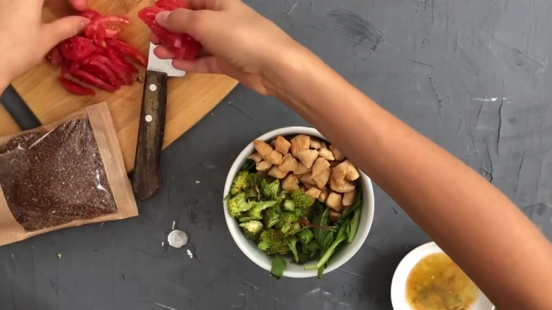 Простые перекусы с собой в школу, универ, на работу