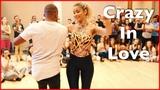 Beyonce - Crazy In Love (Cover) Fernanda da Silva &amp Carlos da Silva DC Zouk Festival 2018
