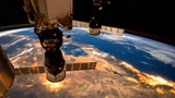 Alone In Space - ISS Night On Earth МКС Ночь На Земле ISS Timelapse 1080p