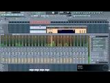 CJ Arthur In Studio #1 'Aurosonic style Chord, Bass'