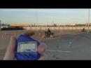 Gymkhana GP Stage 6/ Kirillov Sergey/Honda CB400SF/heat 2/01:02.68