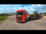 Мультик игра про грузовики Большие машинки для мальчиков Играем вместе!!!