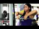 Смотри, как накачать плечи девушке. Упражнения для девушек (1)
