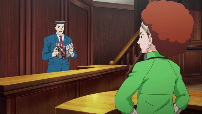 Переворотный суд 9 / Gyakuten Saiban 9 / Ace Attorney 9 [Владимир Цой Ирина Кретинина]