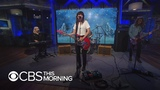 Saturday Sessions Courtney Barnett performs