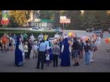 Культурная среда города с Народным ансамблем русской песни Ивушка