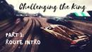 Asphalt 9 Challenging the King! Part 1: Route Intro ft. 4* Koenigsegg Regera 1:41.145