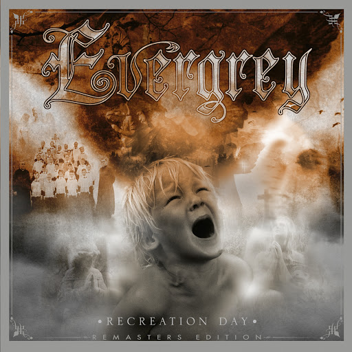 Evergrey альбом Recreation Day (Remasters Edition)