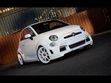 Фиат 500 тюнинг Fiat Abarth 500 2013 IAA