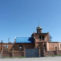 Церковь Покрова Пресвятой Богородицы, г.Прохладный (ВКонтакте)