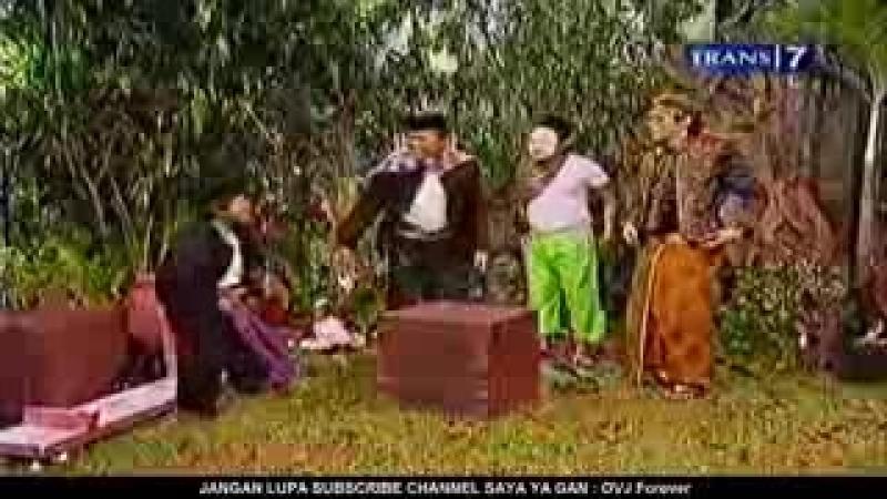 Opera Van Java (OVJ) - Episode Seruling dan Selendang Ajaib - Bintang Tamu Adul dan Kartika Putri