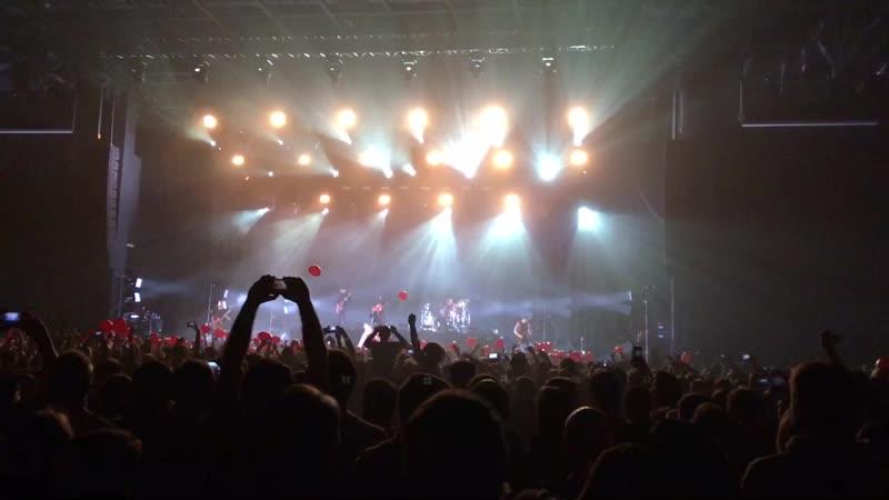 Architects - Death Is Not Defeat [06.12.18 Adrenaline Stadium]