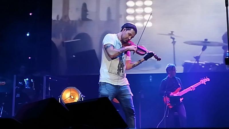 David Garrett Bitter sweet symphony CDMX 2018