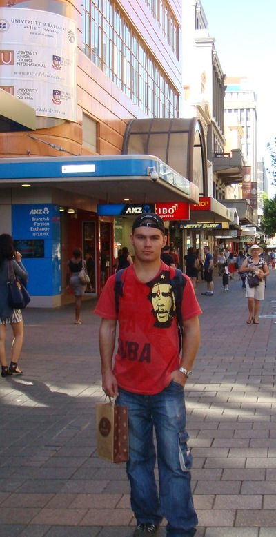 Ден Яновский, 15 июля 1991, Севастополь, id10528300