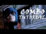 Injustice - Combo Tutorial - Batgirl (42% Two Bars)
