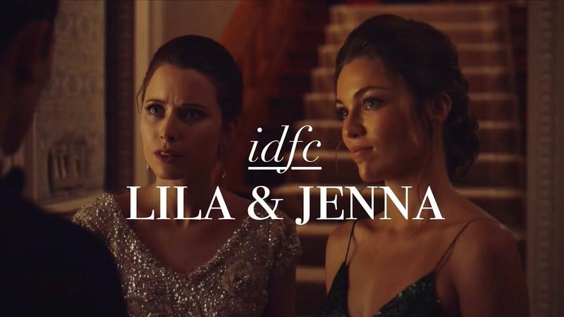 Lila Jenna   The Purge   IDFC