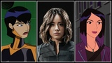 Quake (Daisy JohnsonSkye) Evolution in Cartoons &amp TV (2018)
