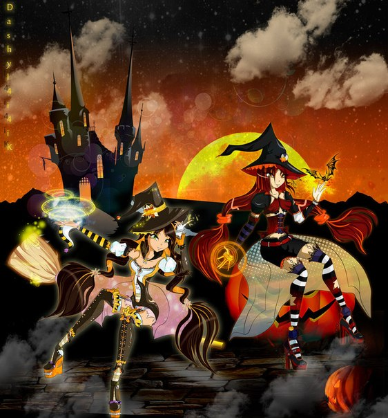"""Авы """"Anime & Winx world"""" +арты с волшебницами!"""
