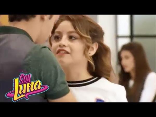 Soy Luna 3 - Luna Matteo patinan juntos y casi se besan - Capitulo 39