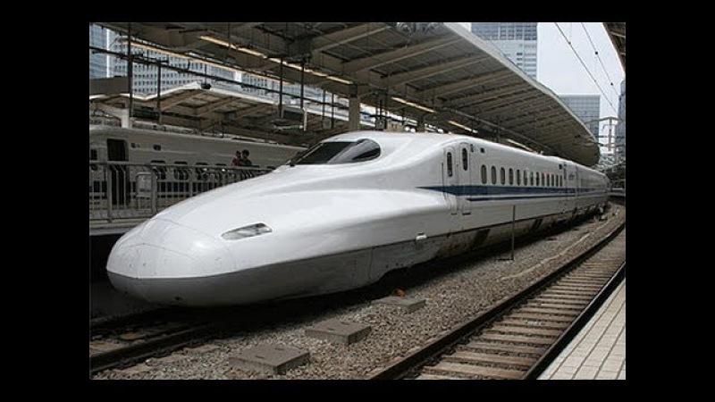 【フルHD】東海道・山陽新幹線 TōkaidōSanyō Shinkansen のぞみ11号 東京-博多