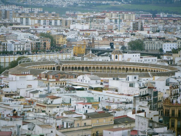 Севилья - южный город Испании