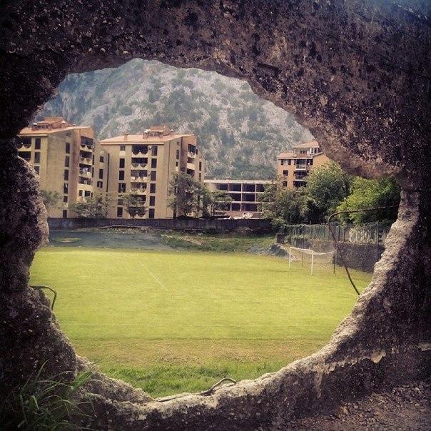 «Бокель» — «Езеро», «Стадион под Врмацем», Котор, Черногория