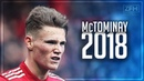Scott McTominay 2018 Mou's Player of The Year Overall 2017 2018 HD