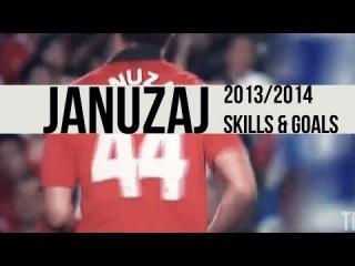 Adnan Januzaj | Skills & Goals | MAN UNITED New Talent 2013/2014 HD.