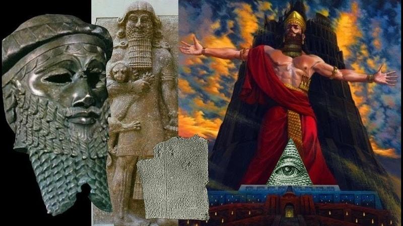 Nimrods Rebellion ➤ Das Gilgamesch-Epos | Die Jagd nach Huwawa