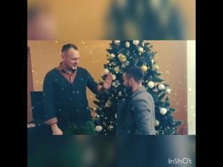 Степан Меньщиков и Алексей Безус 2017 год