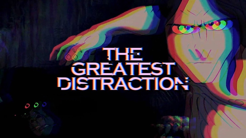 The greatest distraction ✘ non/disney