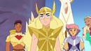 She ra and the princesses of power: let's go, lesbians